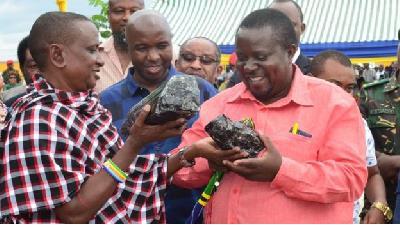 مرد فقیر در کشور تانزانیا  ناگهان ثروتمند شد