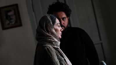 هدیه تهرانی در سریال هم گناه