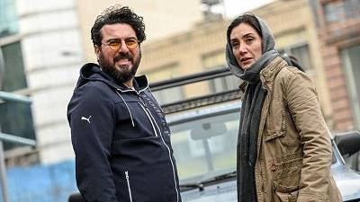 محسن کیایی و هدیه تهرانی در سریال هم گناه