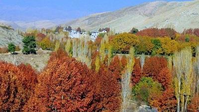 روستای کردان کجا است