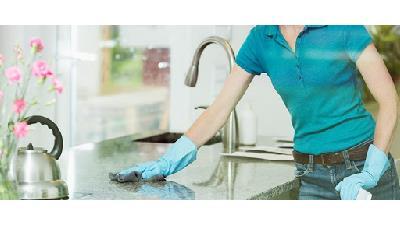آشپزخانه را چگونه ضدعفونی کنیم