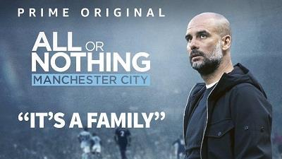 مستند All or Nothing: Manchester City (همه یا هیچ: منچسترسیتی)