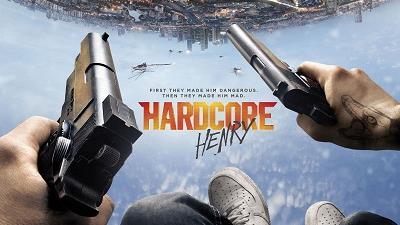 Hardcore Henry (هنری جانسخت)