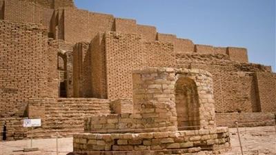 چغازنبیل یکی از معروف ترین مکان های تاریخی ایران