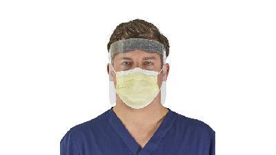از ماسک و محافظ صورت همزمان استفاده کنید