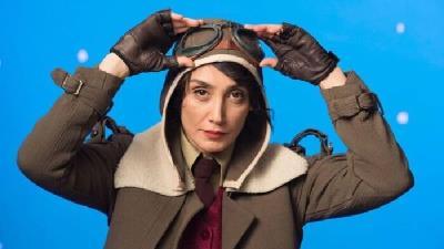 هدیه تهرانی در فیلم مسخره باز