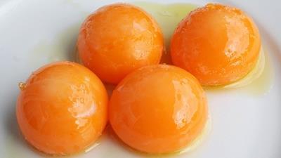 زرده تخممرغ حاوی پروتئینهای باکیفیت است