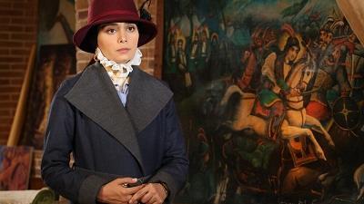 عکسی از سریال بوم و بانو