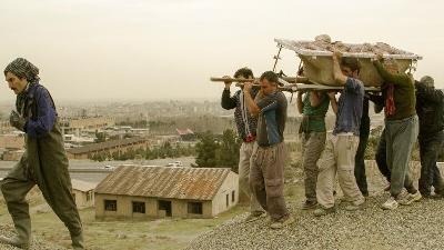 عکسی از فیلم حمال طلا
