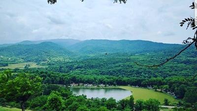 از طبیعت دریاچه عروس لذت ببرید