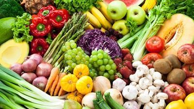 میوه و سبزیجات کلسترول خون را کاهش می دهند