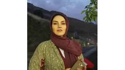 مرجان شیرمحمدی بازیگر سریال زمین گرم