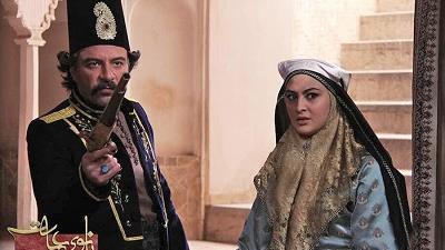 عکسی از سریال بانوی عمارت