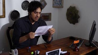 نیما شاهرخ شاهی در سریال مرد نقره ای