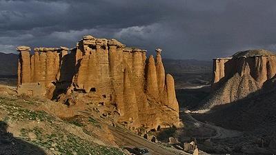 قلعه بهستان تاریخی کهن دارد
