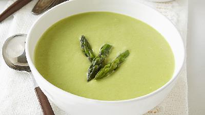 مواد مورد نیاز برای سوپ مارچوبه چیست