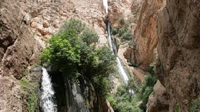 منطقه ریژاو در کرمانشاه قدمتی طولانی دارد