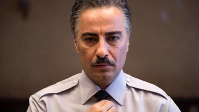 نوید محمزاده در فیلم سرخ پوست