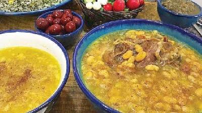 خوراک لوبیا با گوشت را چه طور درست کنیم