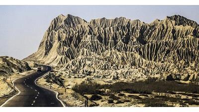 کوه های مریخی چابهار شما را به حیرت وامی دارد