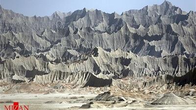 کوه های مریخی چابهار بسیار چشم نواز است