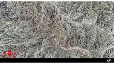 کوه های مریخی چابهار را از نزدیک ببینید