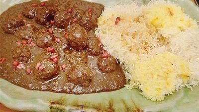 انار بیج چه دستور پختی دارد