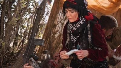 آوا دارویت در نقش هاویر در سریال ایلدا