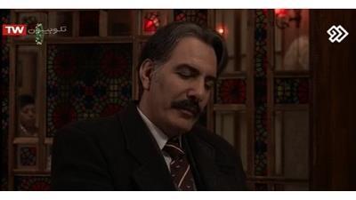 بهنام تشکر در نقش سرهنگ سپنتا در سریال بوم و بانو