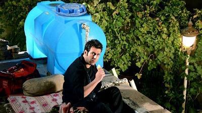 مجید واشقانی در سریال پشت بام تهران