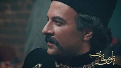 حسام منظور در نقش شازده ارسلان در سریال بانوی عمارت