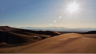 کویذ کاراکال یکی از دیدنی های بافق استان یزد است