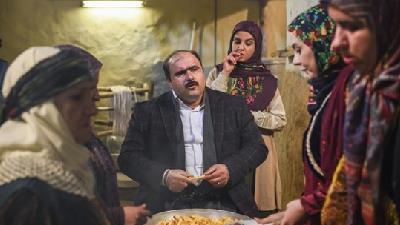 کاظم نوربخش در نقش سلمان در سریال نون خ