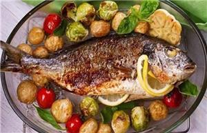 ماهی به درمان کلسترول بالا کمک می کند