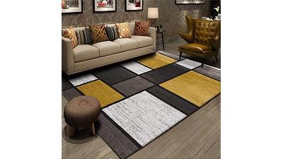 راهنمای انتخاب فرش مناسب برای اتاق نشیمن