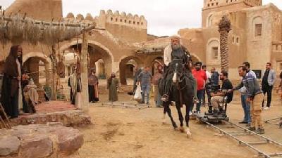 عکسی از سریال سلمان فارسی