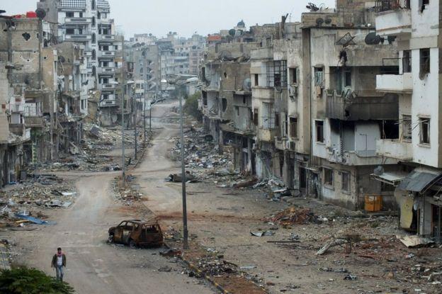 خسارت 226 میلیارد دلاری جنگ سوریه