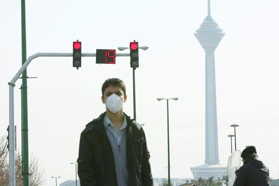 آلودگی هوا و آب دو مشکل اصلی استان تهران
