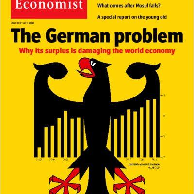 """""""مشکل آلمانی"""" از نگاه اکونومیست"""