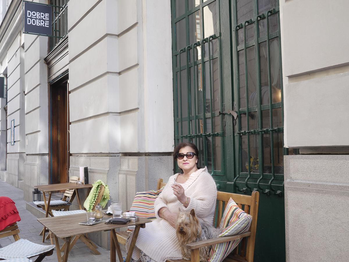 دوبرهدوبره: کافیشاپی برای بیخانمانهای اسلواکی