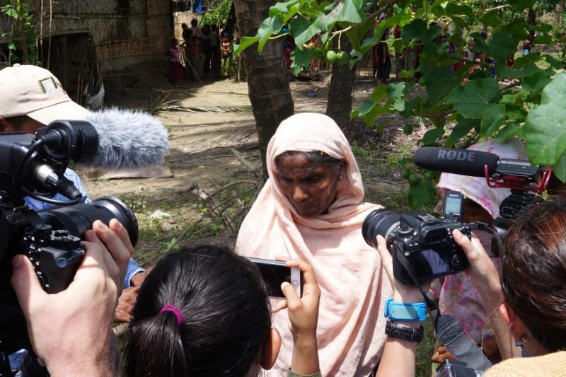 خشونتهای میانمار از زبان مسلمانان روهینگیا