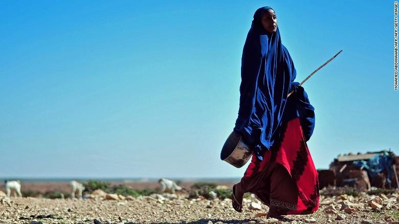 خشکسالی، قحطی و تجاوز: چالشهای پیشروی زنان در سومالی