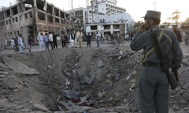 مرگ غیرنظامیان در افغانستان رکورد شکست