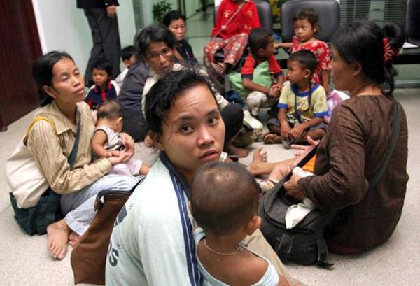 پشت پرده تجارت غیرقانونی کودکان در مالزی