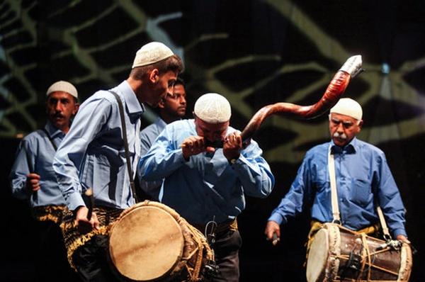 اجرای گروههای موسیقی 6 شهر در خرمشهر