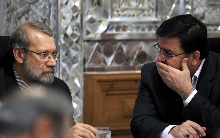 لاریجانی ۲ نفر را از حضور در کابینه منع کرده است