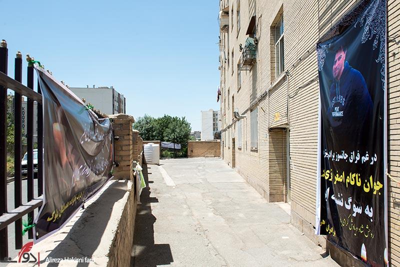 مرد کشته شده در حادثه مترو شهرری چه کسی بود؟
