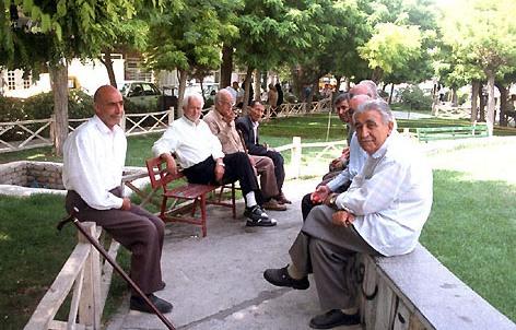 رتبه سوم ایران در سرعت پیر شدن جمعیت