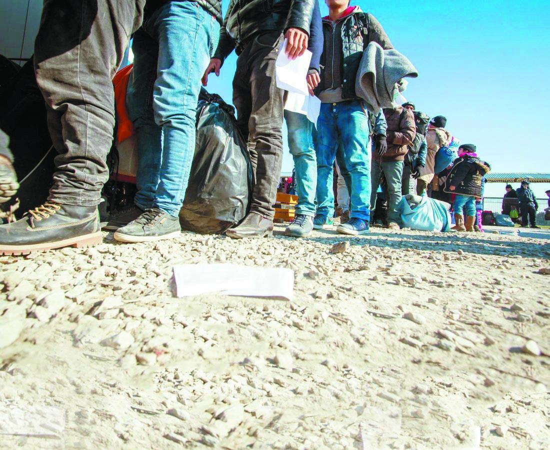 اوضاع داخلی، محرک افغانستانی ها برای مهاجرت