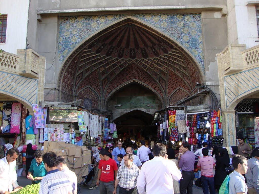 شناسایی٩٩٣ نقطه ناایمن در بازار تهران